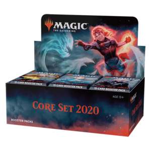 Core Set 2020 (M20) Booster Box