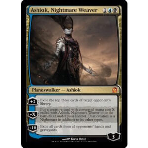 Ashiok Nightmare Weaver